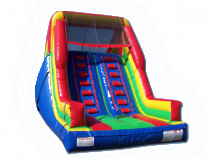 13 Foot Inflatable Slide Rental