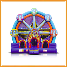 Carnival Bouncer Rental