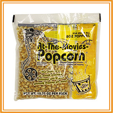 Popcorn Machine Kits