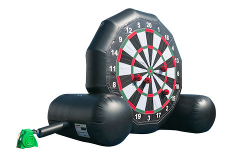 Inflatable Soccer Dart Rental