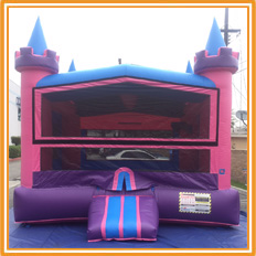 Pink Wacky Bouncer Rental